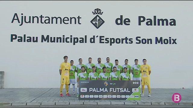 El+Palma+Futsal+es+fa+la+foto+oficial