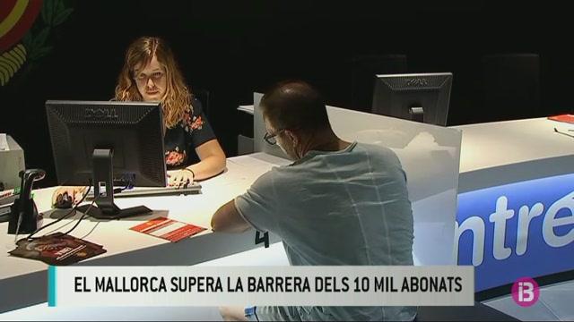 El+Mallorca+supera+la+barrera+dels+10+mils+socis