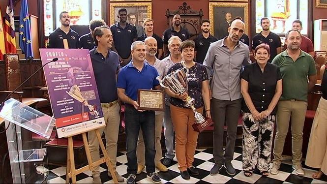 Cartell+de+luxe+al+Ciutat+de+Palma+de+voleibol