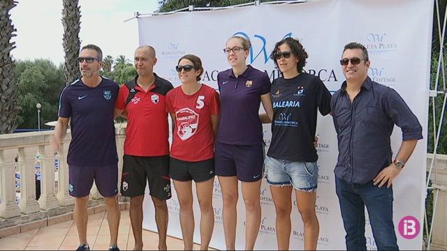 L%27Avarca+de+Menorca+es+presenta+al+Torneig+Internacional+Vacances+Menorca+Resort