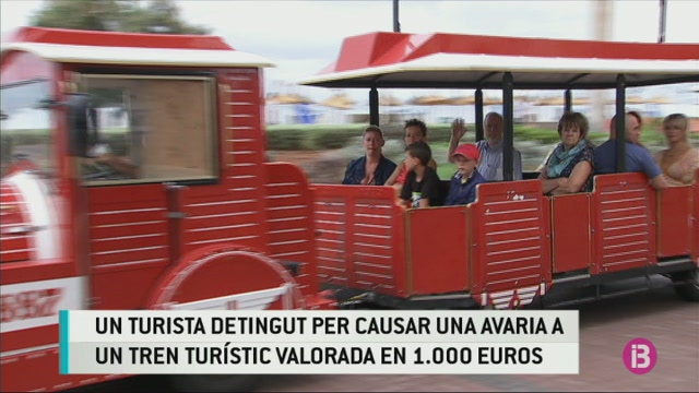 Un+turista+detingut+per+causar+una+avaria+a+un+tren+tur%C3%ADstic