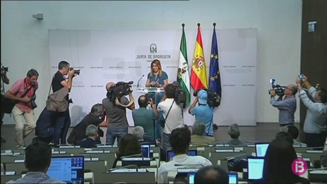 Andalusia+celebrar%C3%A0+eleccions+anticipades+dia+2+de+desembre