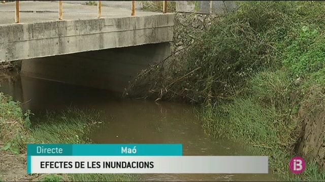 Reoberts+tots+els+camins+de+Menorca+tallats+pels+desbordaments+de+torrents