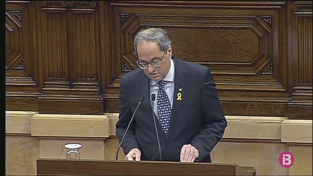 Torra+oficialitza+al+Parlament+la+ruptura+amb+el+govern+de+S%C3%A1nchez
