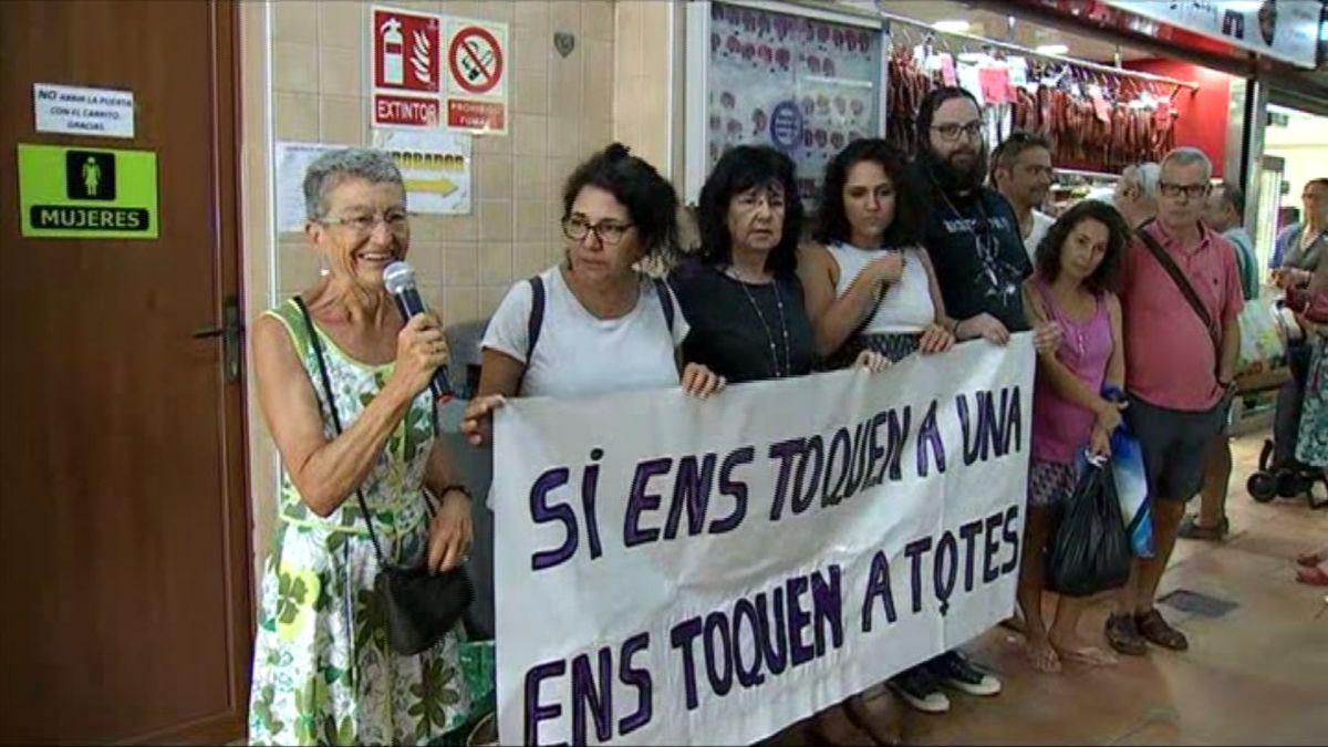 El+clam+contra+la+viol%C3%A8ncia+masclista+arriba+a+Pere+Garau