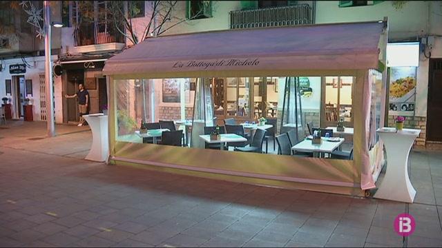 Carrers+per+a+vianants+i+eixos+c%C3%ADvics+de+Palma%2C+no+m%C3%A9s+de+3+bars+i+restaurants+en+un+radi+de+50+metres