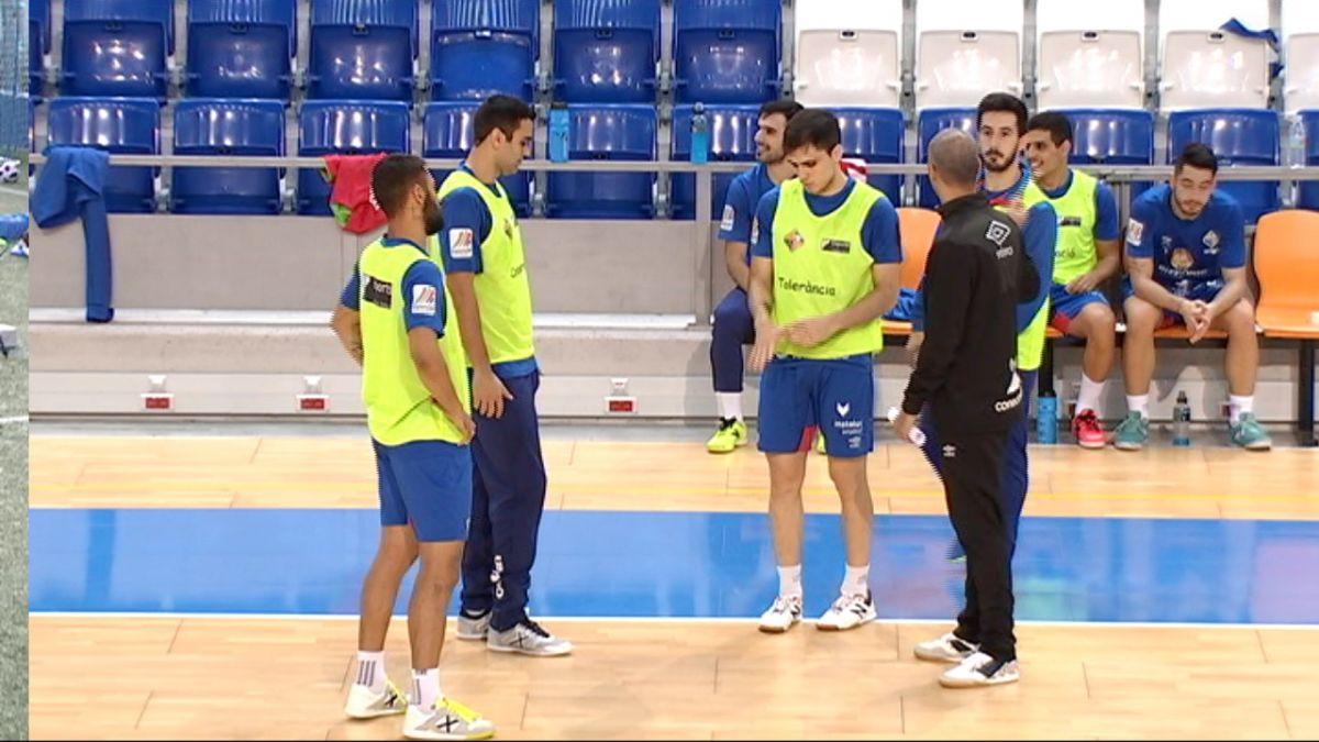 El+Palma+Futsal+tornar%C3%A0+a+ser+l%C3%ADder+si+supera+el+Seg%C3%B2via