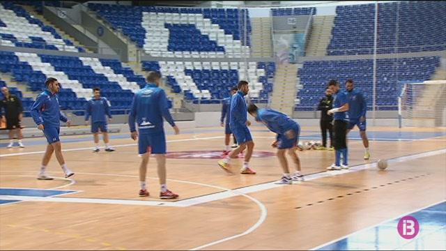 El+Palma+Futsal+cercar%C3%A0+la+novena+vict%C3%B2ria+de+la+temporada+a+la+pista+del+Llevant