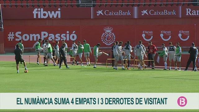 El+Mallorca+espera+un+Num%C3%A0ncia+%E2%80%9Cinc%C3%B2mode%E2%80%9D