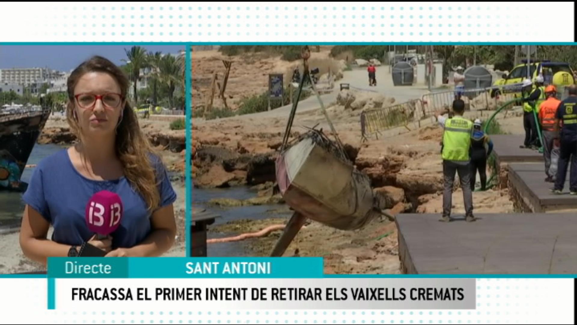Falla+el+primer+intent+de+retirada+del+vaixell+cremat+a+Sant+Antoni