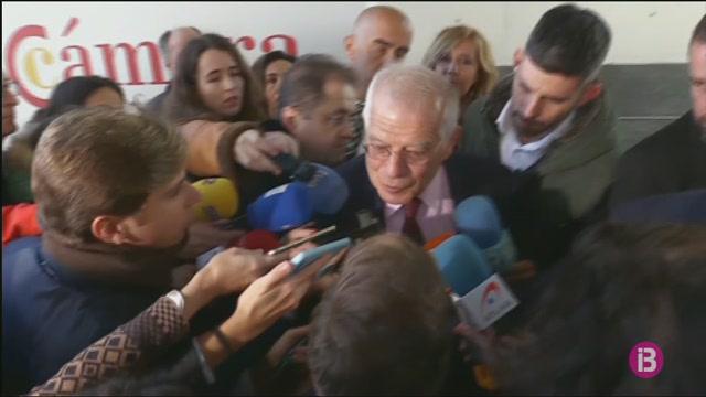 Borrell+no+dimitir%C3%A0+per+la+multa+de+la+Comissi%C3%B3+Nacional+del+Mercat+de+Valors