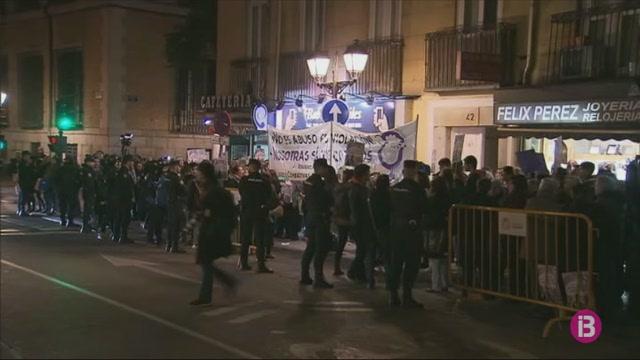 Protestes+per+la+sent%C3%A8ncia+de+La+Manada+a+diferents+ciutats+espanyoles