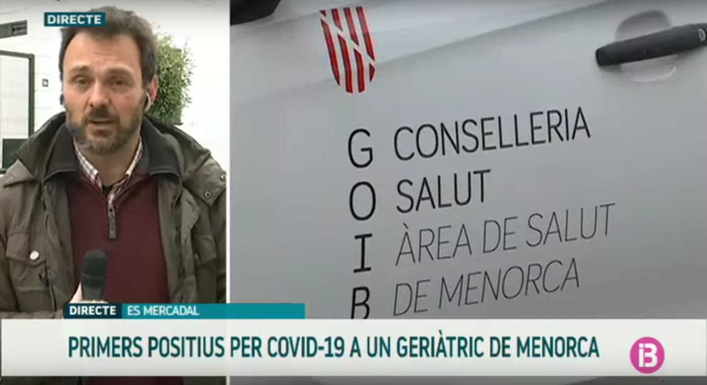 Sis+nous+positius+per+Covid-19+a+Menorca