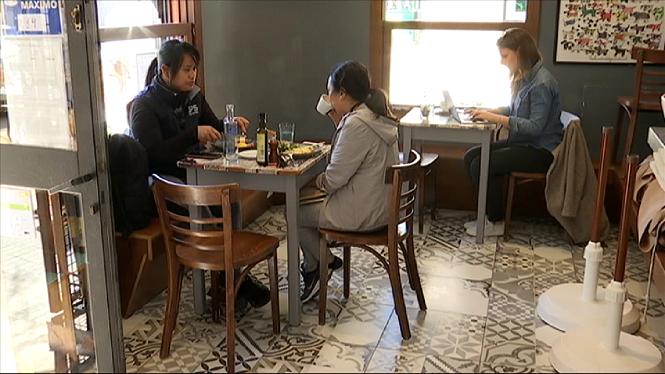 Darrer+dia+amb+els+interiors+de+bars+i+restaurants+oberts+a+Mallorca