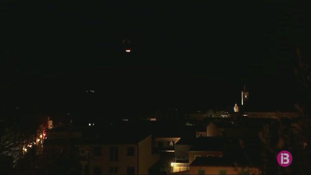 El+Pare+Noel+sobrevola+el+Llevant+de+Mallorca