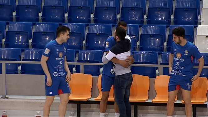 El+Palma+Futsal+ja+prepara+el+partid%C3%A0s+davant+el+Bar%C3%A7a