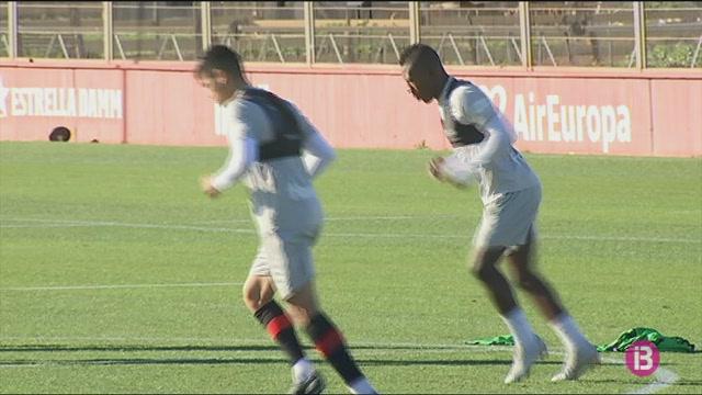 Primer+entrenament+de+l%27any+pel+Mallorca