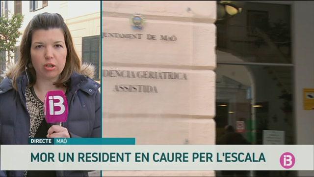 La+Policia+investiga+la+mort+d%27un+resident+del+geri%C3%A0tric+de+Ma%C3%B3