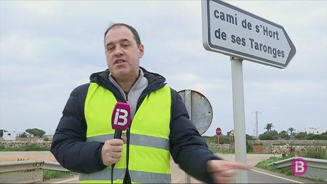 El+cam%C3%AD+de+Sant+Joan+de+Missa+de+Ciutadella%2C+tallat+3+setmanes+per+les+obres+del+cable+submar%C3%AD
