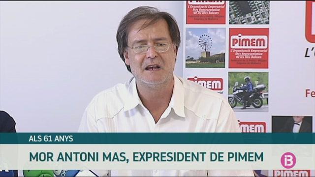 Mor+Antoni+Mas%2C+expresident+de+PIMEM