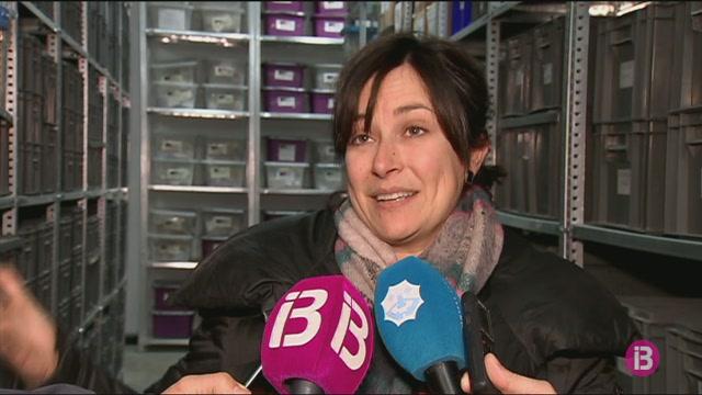 El+Museu+de+Menorca+s%27amplia+per+acollir+l%27increment+de+peces+arqueol%C3%B2giques+noves