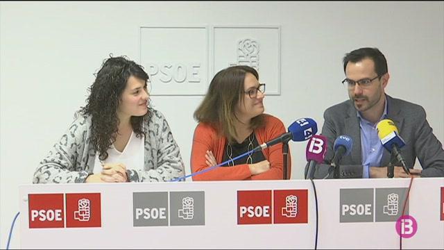Els+candidats+del+PSOE+a+Menorca+ofereixen+di%C3%A0leg+per+pactar+i+tirar+endavant+millores+socials