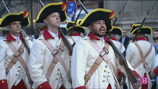 Palma+torna+al+1782+amb+la+infanteria+de+Carles+III