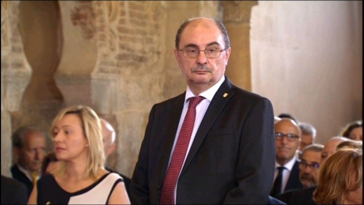 Javier+Lamb%C3%A1n+pren+possessi%C3%B3+com+a+president+d%27Arag%C3%B3