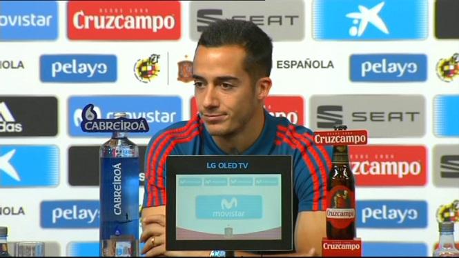 Lucas+V%C3%A1zquez+diu+que+Espanya+vol+guanyar+el+mundial+i+lloa+Marco+Asensio