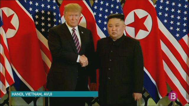 Arranca+a+Hanoi+la+cimera+entre+Trump+i+Kim+Jong+Un