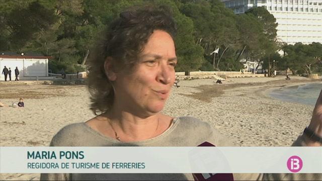 Ferreries+ampliar%C3%A0+el+servei+de+socorrisme+a+la+platja+de+Cala+Galdana