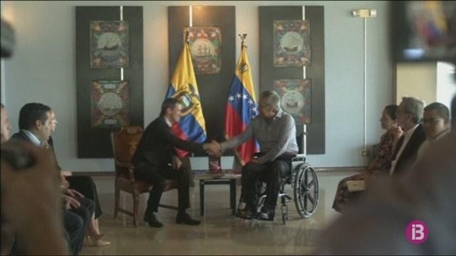 Juan+Guaid%C3%B3+anuncia+que+torna+a+Vene%C3%A7uela+tot+i+les+amenaces+de+Maduro