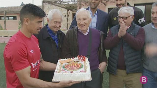 El+Reial+Mallorca+celebra+103+anys