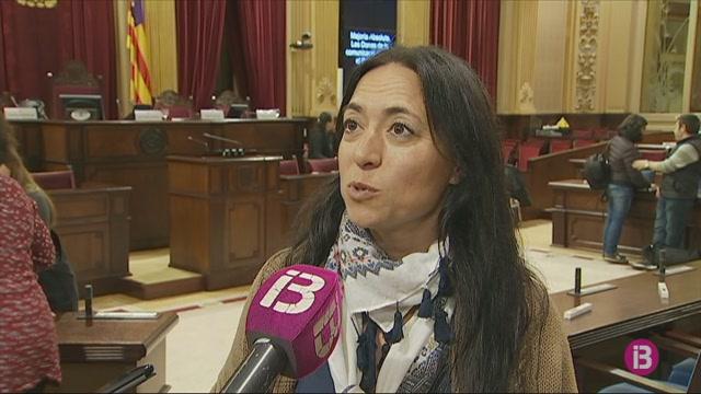 El+Parlament+%C3%A9s+testimoni+d%27un+debat+sobre+el+paper+de+la+dona+en+el+m%C3%B3n+de+la+comunicaci%C3%B3