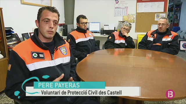 La+meitat+dels+voluntaris+de+Protecci%C3%B3+Civil+des+Castell+s%C3%B3n+membres+de+la+mateixa+fam%C3%ADlia