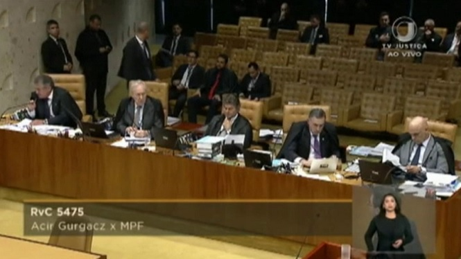 El+Tribunal+Suprem+del+Brasil+obre+la+porta+a+la+sortida+de+l%27expresident+Lula+da+Silva