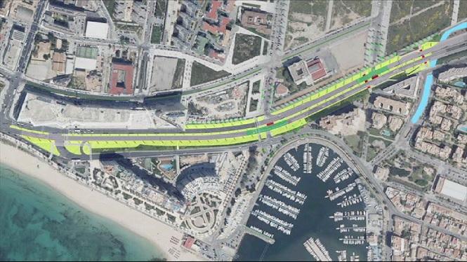 Comencen+les+obres+per+reconvertir+un+tram+de+l%27autopista+de+Llevant+en+via+urbana