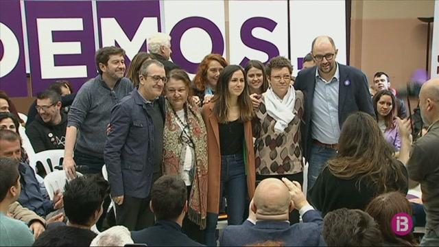 Presentaci%C3%B3+conjunta+de+tots+els+candidats+de+Podem+a+Palma