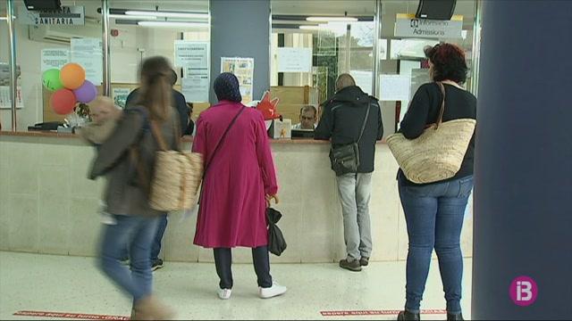 El+centre+de+Salut+Dalt+Sant+Joan+de+Ma%C3%B3+no+aprova+en+accessibilitat