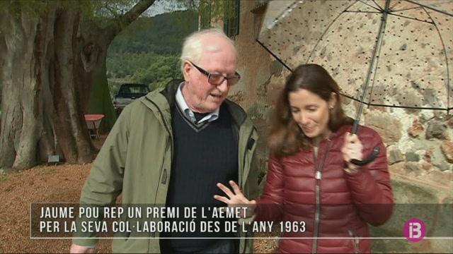 Jaume+Pou+rep+un+premi+de+l%27AEMET+per+la+seva+col%C2%B7laboraci%C3%B3+des+de+l%27any+1963