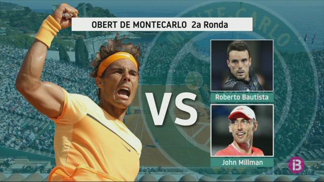 Nadal+comen%C3%A7ar%C3%A0+a+Montecarlo+davant+Roberto+Bautista+o+John+Millman