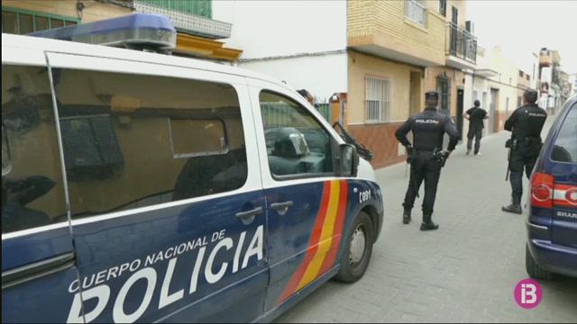 Detingut+un+presumpte+jihadista+acusat+de+planejar+un+atemptat+a+Sevilla