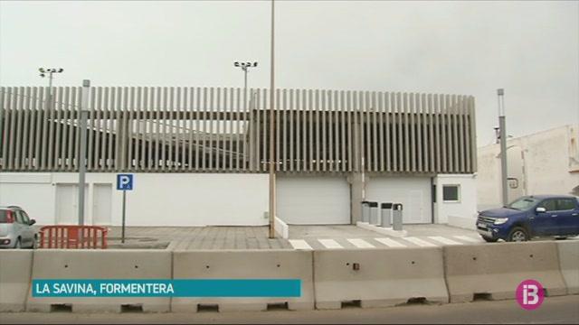 Continua+tancat+el+nou+aparcament+de+la+Savina