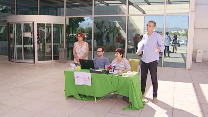 El+sindicat+UOB+reclama+a+Educaci%C3%B3+un+local+m%C3%A9s+gran+a+Mallorca
