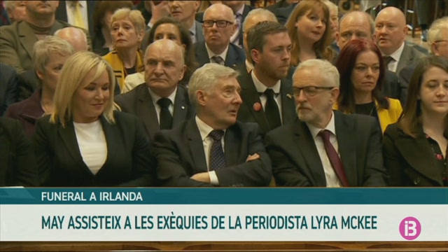 Funeral+per+la+periodista+Lyra+McKee+a+Belfast