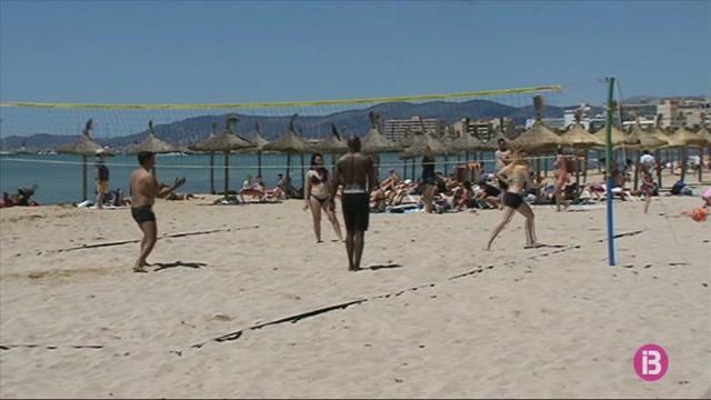 Els+Palma+Beach+Games+continuen+a+peu+de+platja