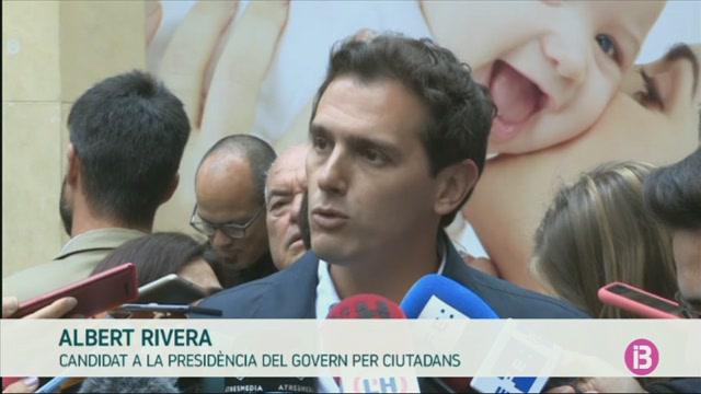 Voten+els+candidats+a+la+presid%C3%A8ncia+dels+principals+partits+espanyols