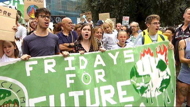 Arranca+una+setmana+de+mobilitzacions+globals+contra+el+canvi+clim%C3%A0tic