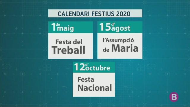 El+Govern+aprova+els+12+festius+auton%C3%B2mics+per+al+2020
