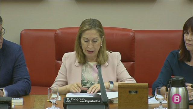 Ana+Pastor+posa+fi+al+seu+mandat+al+Congr%C3%A9s
